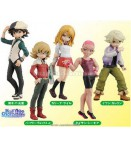 TIGER & BUNNY VOL.1 MINI FIGURE DISPLAY (8 PCS DISPLAY)