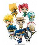 JOJO BIZARRE ADV MASCOT CUTIE FIGURE (9 PCS DISPLAY)