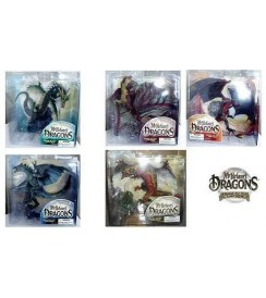 (Dragons 2) ..Set 5 action figures