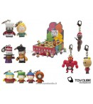 SOUTH PARK ZIPPER PULLS CASE (100)