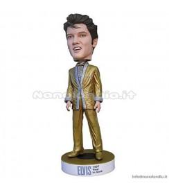 """HK Elvis - 1957 Year in Gold - 7"""" Head Knocker"""