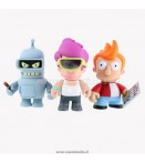 FUTURAMA MINI FIGURE BOX (16)