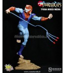 THUNDERCATS TYGRA STATUE (MIX MEDIA)