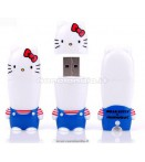 USB FLASH DRIVE 4GB -HELLO KITTY-