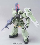 HG ZAKU GUNNER WARRIOR 1/144