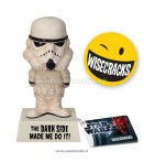 SW STORMTROOPER DARK SIDE MADE ME WISECRACKS