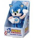 SONIC -SONIC- TALKING PLUSH