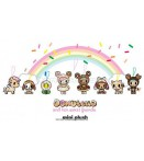 DONUTELLA & FRIENDS MINI PLUSH DISPLAY (24)