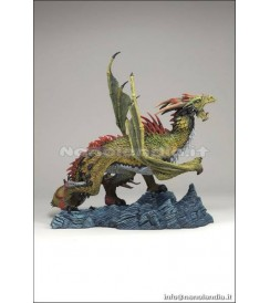 "AF Dragon S.7 - Fire Dragon Clan - 6"" Figure"