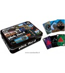 PINK FLOYD PLAYING CARS TIN SET