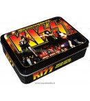 KISS PLAYING CARDS TIN SET
