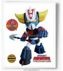 GOLDRAKE SUPER DEFORMED MANGA VRT VINYL