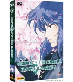 DVD Ghost in the Shell S.A.C. 2ndGIG n°6
