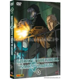 DVD Ghost in the Shell S.A.C. 2ndGIG n°5