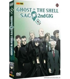 DVD Ghost in the Shell S.A.C. 2ndGIG n°4