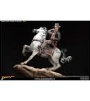 INDIANA JONES PURSUIT O/T ARK STATUE