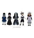 LIVING DEAD DOLLS S.25 SET (5)