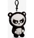ANGRY PANDA CLIP ON