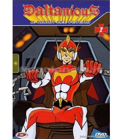 DVD Daltanious #02