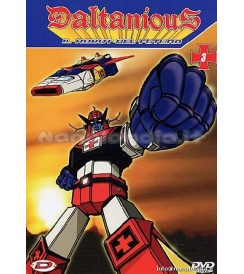 DVD Daltanious #03
