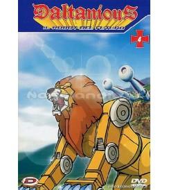 DVD Daltanious #04