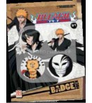BLEACH BADGES PACK 1