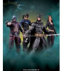 *SET BATMAN ARKHAM CITY S.4 AF (4)