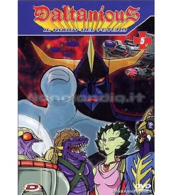 DVD Daltanious #05