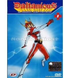 DVD Daltanious #06