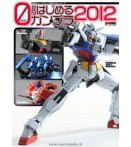STARTING GUNPLA 2012 MAGAZINE