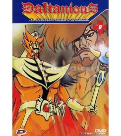 DVD Daltanious #09