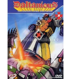 DVD Daltanious #10