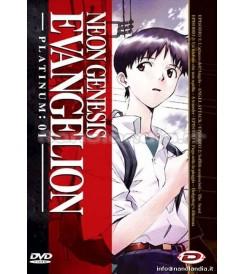 DVD NGE Platinum #01