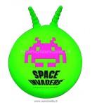 SPACE INVADERS 60CM HOPPER