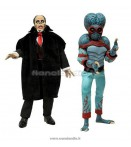 *SET UNIVERSAL MONSTERS RETRO S.4 AF (2)