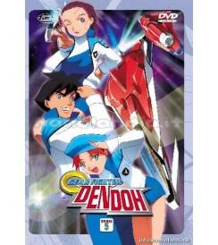 DVD Gear Fighter Dendoh #05