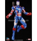 IRON MAN 3 IRON PATRIOT 1/9 ACTION VIGNT