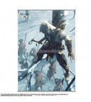 ASSASSINS CREED III WALL SCROLL 2