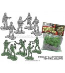 ZOMBIES AT WAR PX FIG 35-CT BAG