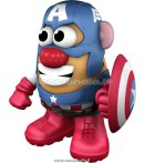 MR POTATO HEAD CAPTAIN AMERICA FIG
