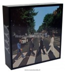 BEATLES ABBEY ROAD COVER COIN BANK