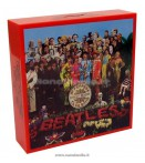 BEATLES SGT PEPPER COVER COIN BANK