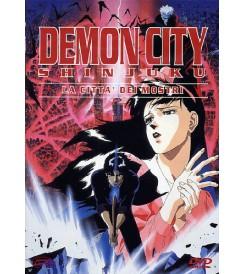 Demon City Shinjuku - La Citta' Dei Mostri - Dvd