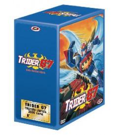 Indistruttibile Robot Trider G7 (L') Box 02 (Eps 26-50) (5 Dvd) - Dvd