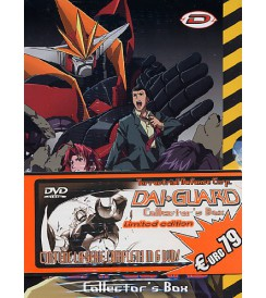 Dai-Guard - Complete Box Set (6 Dvd) - Dvd