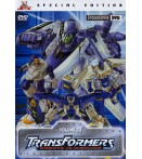 Transformers Robots In Disguise 03 (Eps 09-12) - Dvd