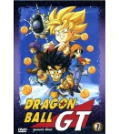 Dragon Ball GT 01 (Eps 01-05) - Dvd