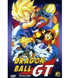Dragon Ball GT 04 (Eps 16-20) - Dvd