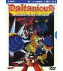 Daltanious - Il Robot Del Futuro 01 (Eps 01-24) (4 Dvd) - Dvd