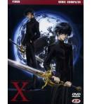 X - Serie Completa (4 Dvd) - Dvd
